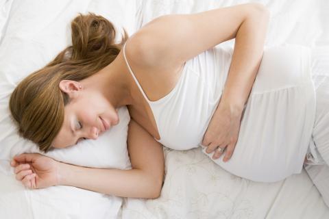 Sueño e insomnio durante el embarazo