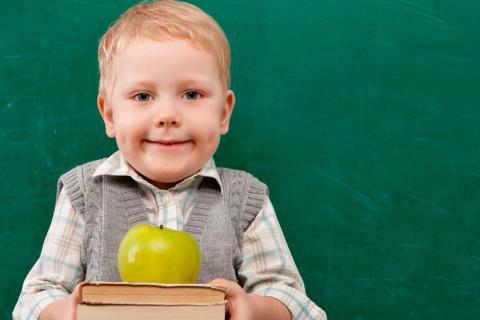 ¿Cuándo es superdotado un niño?