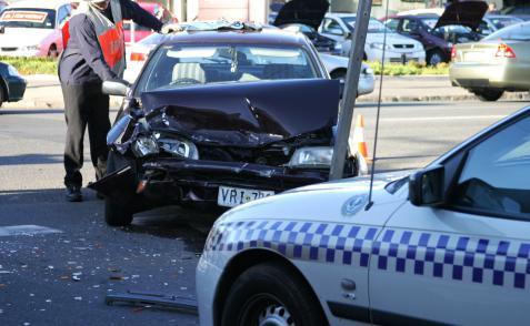 Cómo socorrer a las víctimas de un accidente de tráfico