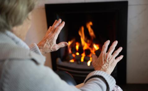 Qué no hacer en caso de hipotermia