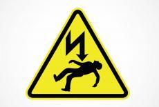 Electrocución y accidentes eléctricos o por electrización