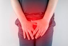 Secreción purulenta en la uretra