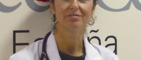 Dra. Raquel de Oña, experta en leucemia