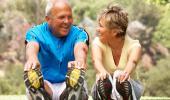 Los mayores que hacen ejercicio están más sanos