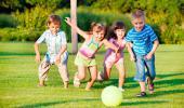 Los niños hacen más ejercicio con sus amigos