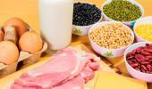 Las proteínas naturales aumentan la masa muscular