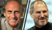 Ralph Steinman y Steve Jobs