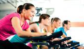 Realización de ejercicio moderado