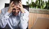 El estrés afecta a nuestra boca