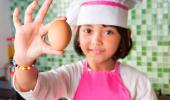 Niña ha desarrollado tolerancia al huevo