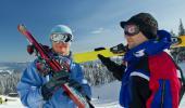 Antes de esquiar aconsejan fortalecer las piernas