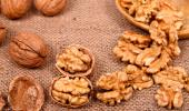 Las nueces son beneficiosas para el intestino