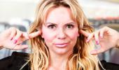 Protege tus oídos cuando viajes en avión