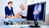 Rodillas ruidosas, posible signo precoz de artritis