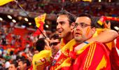 La tensión de la Eurocopa puede desencadenar estrés