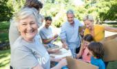 Ser voluntario reduce el riesgo de enfermedades crónicas