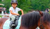 A qué edad aprender a montar a caballo