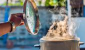 Cocinar al vapor, más sabor y menos grasa