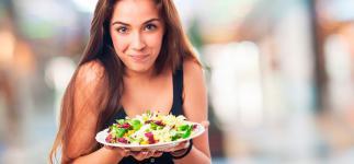 La dieta mediterránea alivia los síntomas del reflujo laringofaríngeo