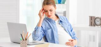 El estrés en el embarazo afecta al envejecimiento biológico del bebé