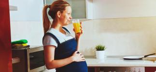 Ingerir mucha fructosa durante el embarazo podría afectar al feto