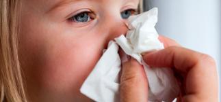 Las infecciones respiratorias en los niños aumentan el riesgo de asma