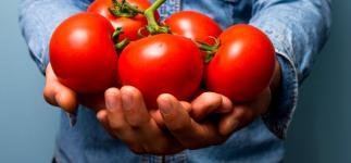 Asocian comer tomate a diario con la mitad de riesgo de cáncer de piel
