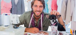 Ventajas de poder llevarse el perro al trabajo