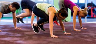 Burpees: el ejercicio que trabaja tus músculos y quema calorías