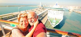 Cruceros en la tercera edad: ideas y destinos recomendados