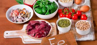 Dieta rica en hierro: alimentos para frenar la anemia