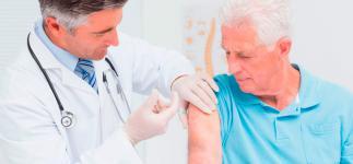 Vacunas recomendadas en la tercera edad