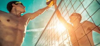 Deportes de playa: opciones para hacer ejercicio bajo el sol