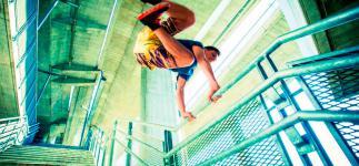 Parkour, la calle como gimnasio: consejos para iniciarte en su práctica