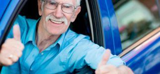 Mayores al volante: claves para conducir con seguridad