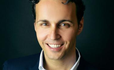 Anxo Pérez, autor de 'La inteligencia del éxito'
