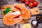 El salmón es una fuente de omega 3