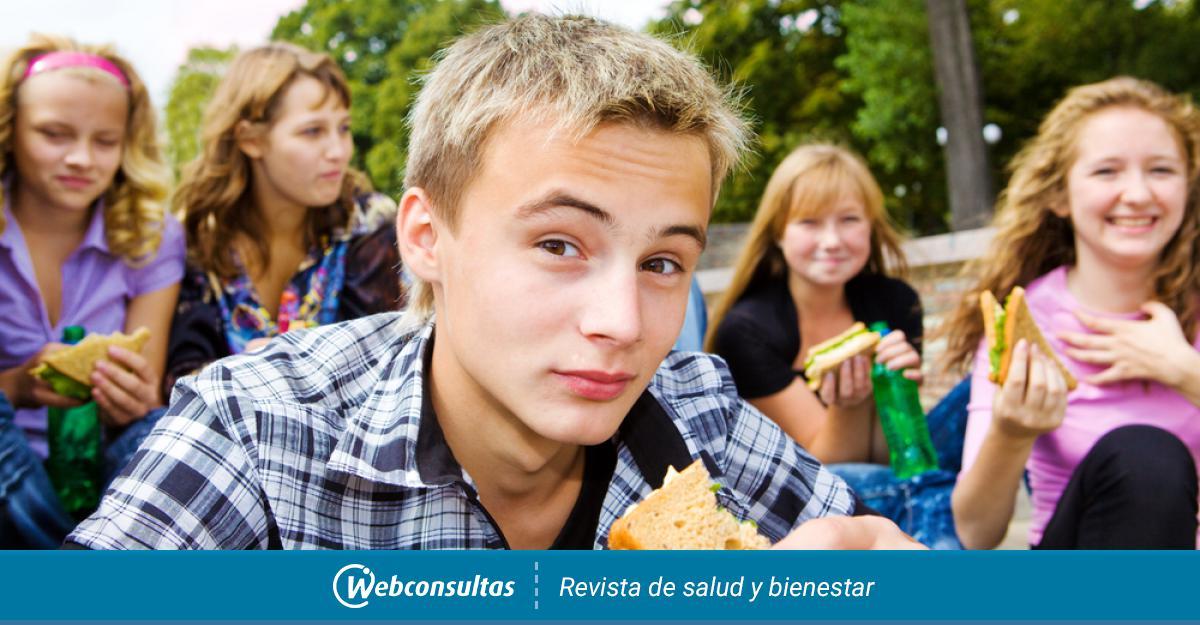 Cuántas calorías para una adolescente
