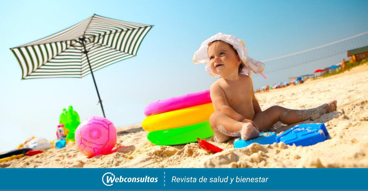 6d4e11c6e A la playa con el bebé
