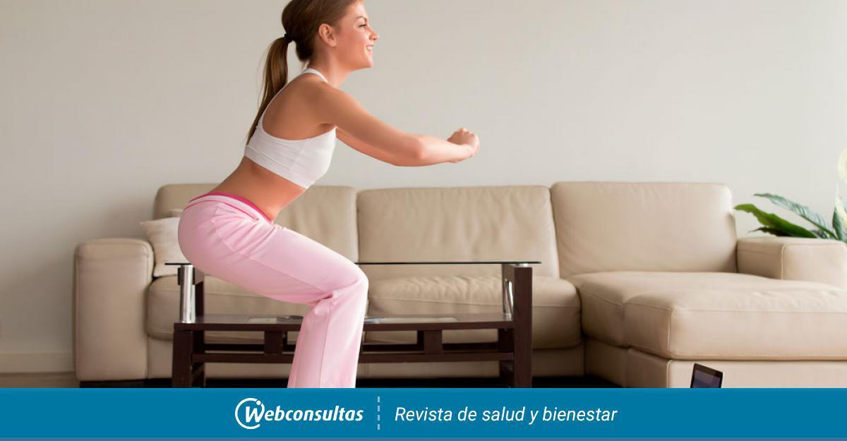 ejercicios para sacar piernas y gluteos en casa hombres