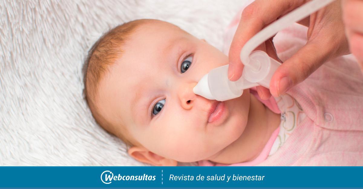 Métodos Para Ayudar Al Bebé A Eliminar El Moco