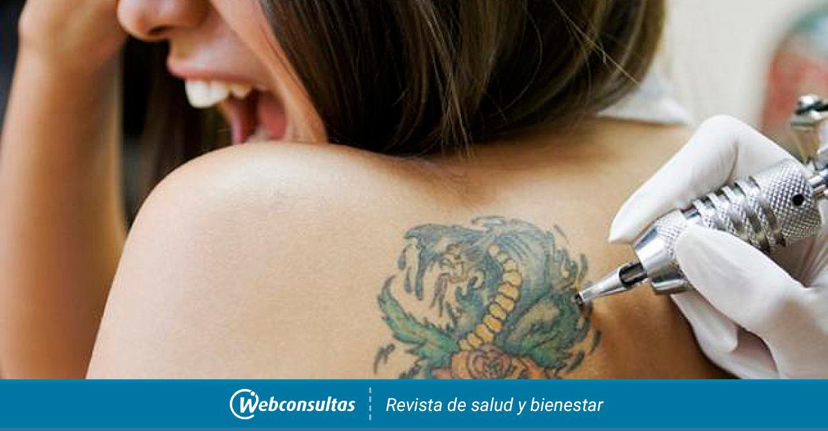 Molestias Y Reacciones Tras Un Tatuaje Síntomas De Infección