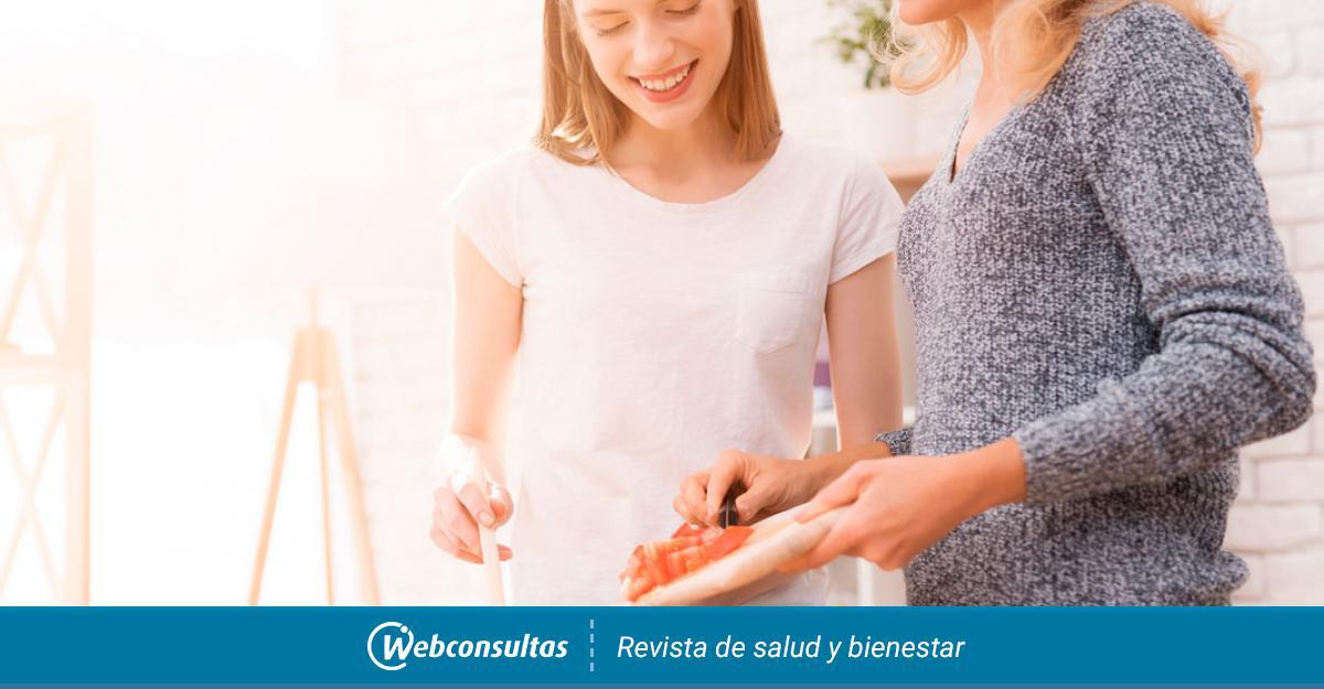 Prevenci n de la anorexia for Cocina fitness by nudiru