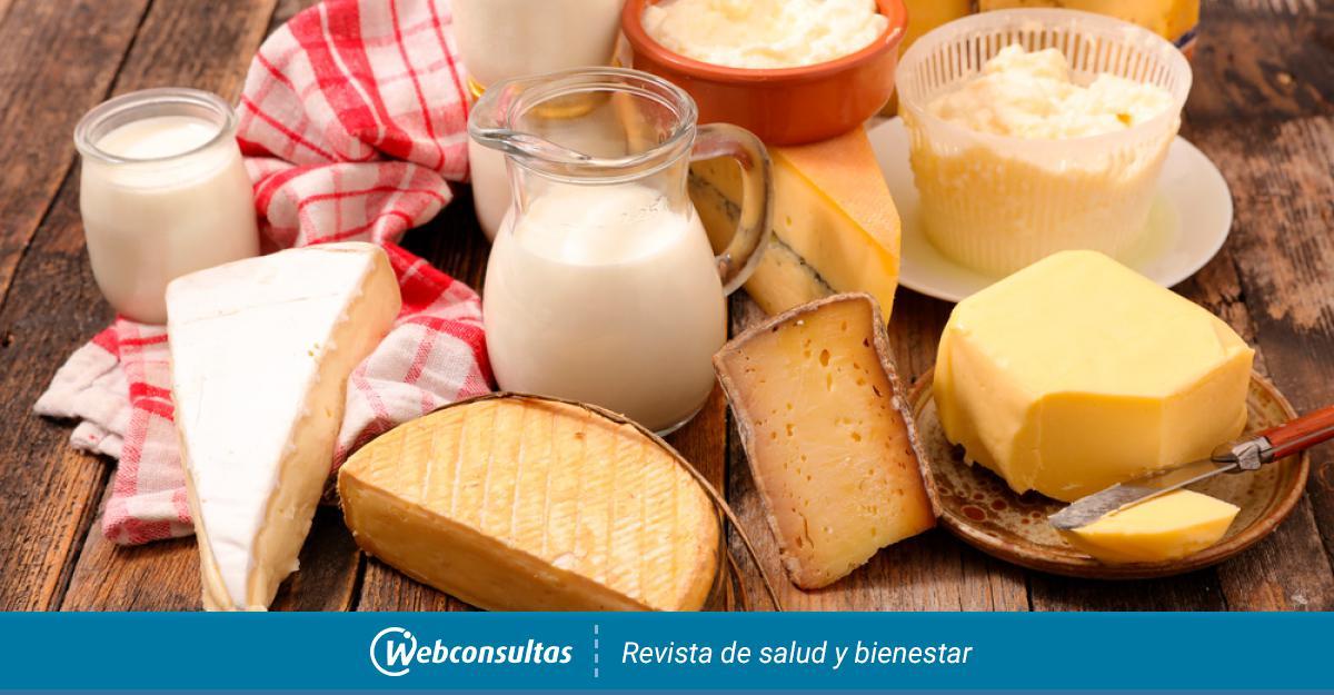 Productos Lácteos Cuáles Son Y Características