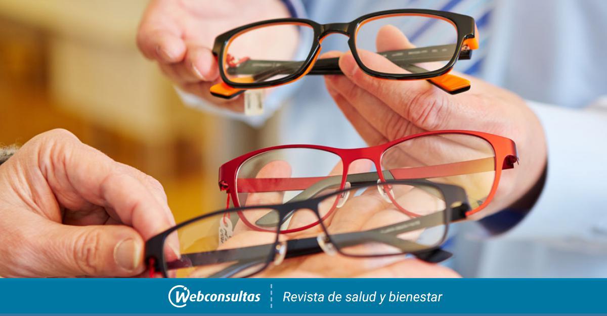 820d77008a Tipos de monturas de gafas para mayores - Tercera edad