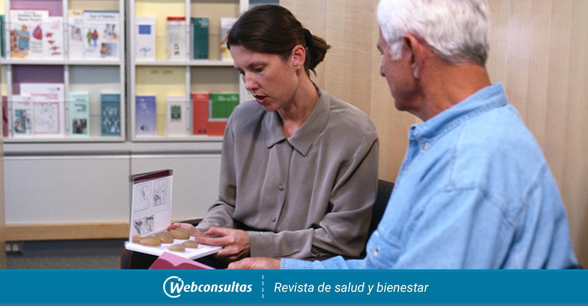nutrición adecuada para la prostatitis crónica