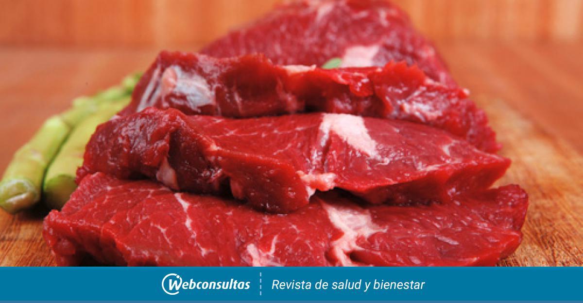 Alimentos ricos en hierro recomendados durante la anemia - Anemia alimentos recomendados ...