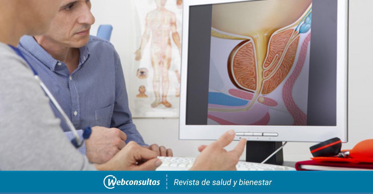 salud y bienestar de la próstata