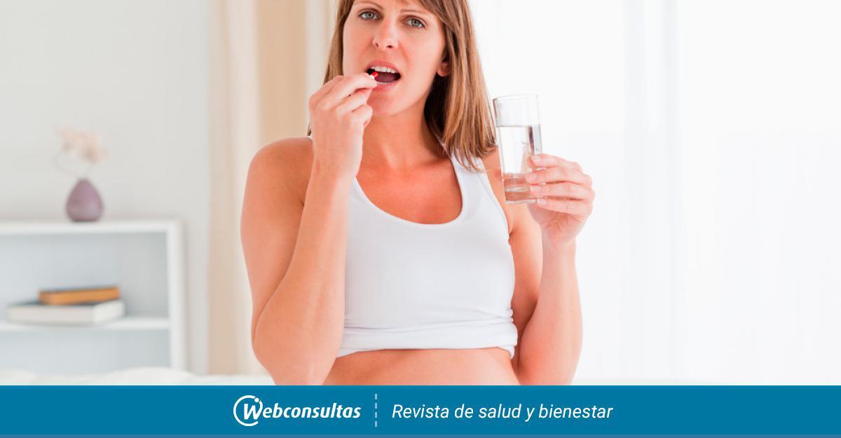 medicamentos para la gripe embarazada