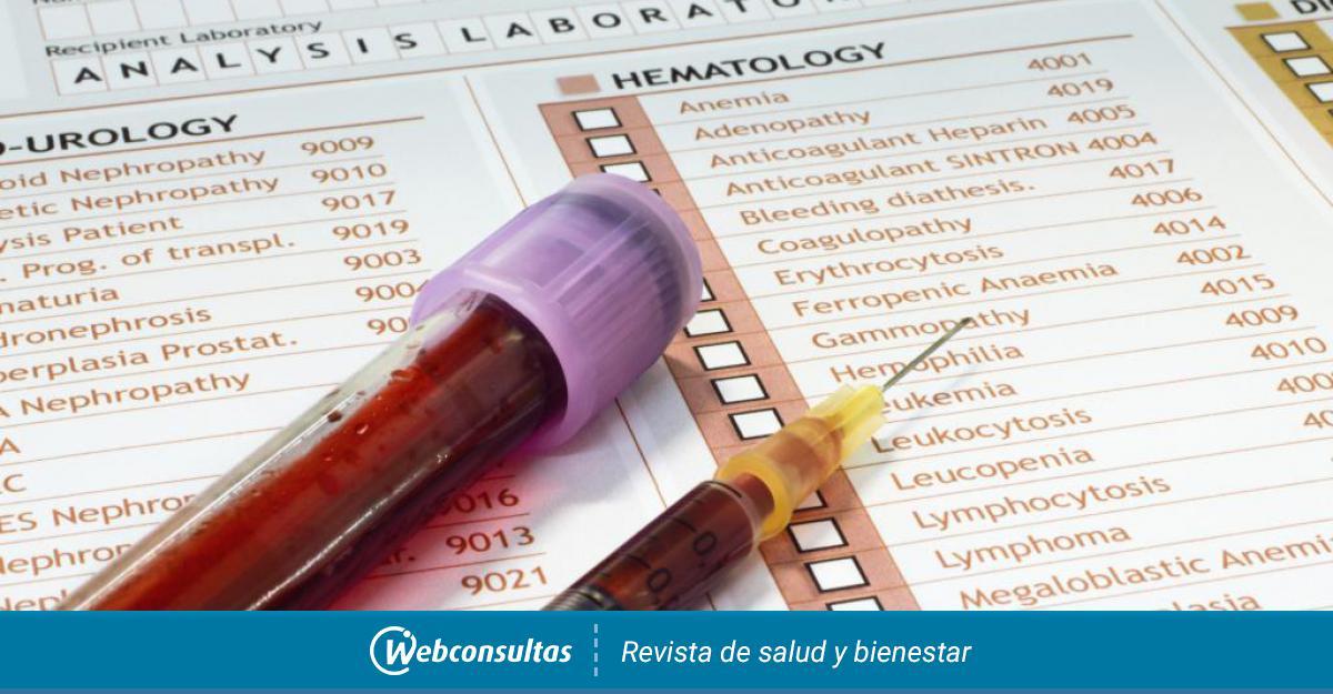 Que mide un hemograma completo